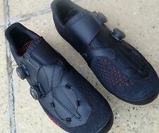 Fizik Infinito R1 EU 44.5 UK 10 Road Cycling Shoes Black -only a couple of rides