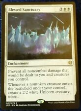 Blessed Sanctuary. Rare Enchantment. Jumpstart. MTG