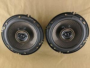 "Kenwood -  KFC-651 - 6-1/2"" 2-Way Car Speaker - Black"