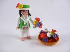 PLAYMOBIL VINTAGE SPECIAL 4522 FLOWER GIRL VICTORIAN MANSION HOUSE 5300-COMPLETE