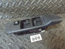NISSAN PRIMERA P11 2001 4 way electric window switch drivers front (white base)