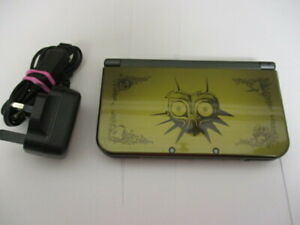 3DS XL New Style Console Zelda Majoras Mask Edition in Very Good Condition