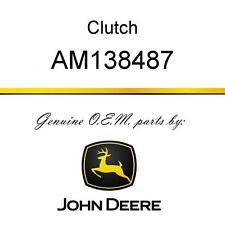 NEW OEM JOHN DEERE M-GATOR PRIMARY CLUTCH AM138487 4X2 4X4 4x6 & HPX DIESEL