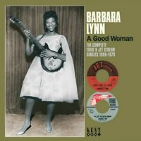 BARBARA LYNN A Good Woman -Singles NEW & SEALED 60s 70s SOUL CD (KENT) NORTHERN