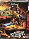 Transformers Kingdom Rodimus Prime Commander WFC-K29 War for Cybertron