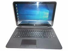 "HP 15-f014wm 15.6"" AMD QUAD-CORE A8-6410 APU 8GB RAM 500GB HDD WINDOWS10 /OFF13"