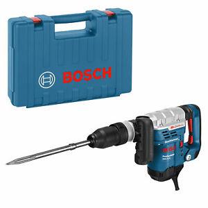 Bosch Schlaghammer GSH 5 CE Professional mit SDS-max im Set im Handwerkerkoffer