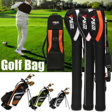 Golf Bag Pockets Shouder Strap Carry Organizer Storage Large