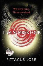 I Am Number Four: (Lorien Legacies Book 1) by Pittacus Lore (Hardback, 2010)