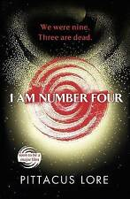Lore, Pittacus, I Am Number Four (Lorien Legacies), Very Good Book