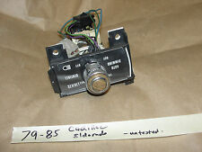 OEM 1979-85 Cadillac Eldorado Seville AUTO DIMMING SENTINEL HEADLIGHT SWITCH