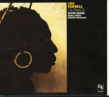 CD Digipack -  Outback - Joe Farrell
