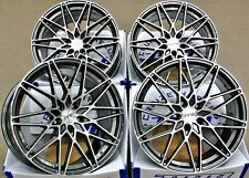 "ALLOY WHEELS X 4 19"" CRUIZE FR1 GMP FIT FOR AUDI A6 S6 A7 S7 A8 S8"