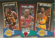 Worthy - Michael Jordan - Perkins School Ties Skybox 1992/93 NBA Basketball Card