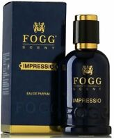 FOGG Scent IMPRESSIO Eau De Perfume For Men 90ml New Fashion Free shipping.