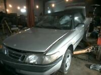 Fuel Injection Parts Fuel Injector 4 Cylinder Fits 94-98 SAAB 900 84310