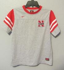Nebraska Cornhuskers Nike T Shirt youth/boys/kids M 12-14 ~ EUC