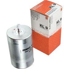 Original MAHLE / KNECHT Kraftstofffilter KL 9 Fuel Filter