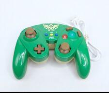 Nintendo Wii PDP Fight Pad Controller LINK (Legend of Zelda) Super Smash Bros