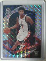 2019-20 RUI HACHIMURA PANINI SPECTRA ROOKIE INTERSTELLAR PRIZM RC /49 WIZARDS RC