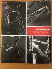 New FALL COLLECTION 2007-8 HARO & PREMIUM & MASI CATALOGS BMX & MTB & Road