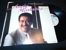 Andy Montanez El Eterno Enamorado Salsa 1988 TH RODVEN