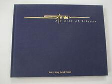 A VISION OF SILENCE-THE EGG TEMPERA LANDSCAPES OF DORIS STEIDER-RARE HARDCOVER -