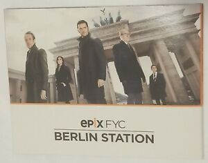 2017 EMMY DVD SET SEASON 1 COMPLETE BERLIN STATION RICHARD ARMITAGE RHYS IFANS