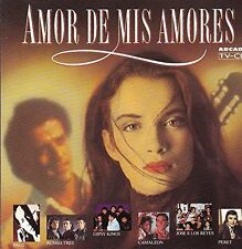 Amor de mis amores-Gipsy summer Fiesta (1994) Los reyes, paco, Gipsy quee... [CD]