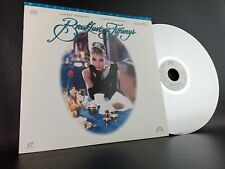 Breakfast At Tiffany's Widescreen Laserdisc Audrey Hepburn George Peppard