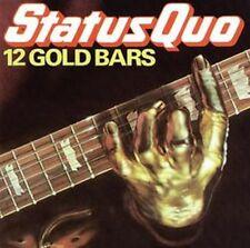 Status Quo - Twelve Gold Bars (NEW CD)