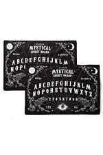 KillStar Ouija Spiritboard Pillow Case Set NEW Goth Gothic Bedding Cotton Black