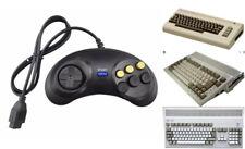 For Commodore 64 500 600 1000 Amiga Controller Joystick New Game Pad Joypad