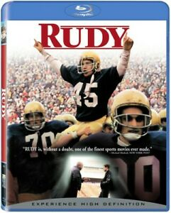 Rudy [New Blu-ray] Ac-3/Dolby Digital, Dolby, Dubbed, Subtitled, Widescreen