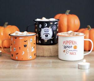 Pagan/Wiccan Witches Brew Enamel Mug