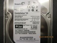 SEAGATE - ST32000444SS - 2TB 7.2K SAS 6.0Gbps 3.5Inch 16MB Cache HD w/hot swap