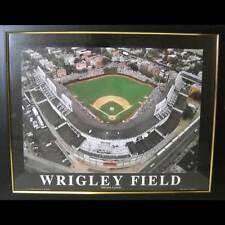 Wrigley Field Under Glass 1914 The Friendly confines ernie banks cubs ivy mr cub
