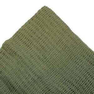 British Army Military Mesh Cadet Para TA Sniper Scrim Net Neck Scarf Veil Green
