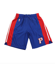 Detroit Pistons 3XL +2 Adidas Authentic On-Court Team Issued Pro Cut Game Shorts