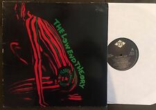A Tribe Called Quest - The Low End Theory ORIGINAL 1st UK LP ON JIVE de la soul