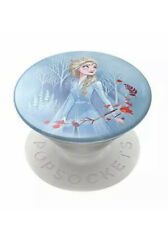 PopSockets: PopGrip with Swappable Top for Phones & Tablets - Frozen - Elsa