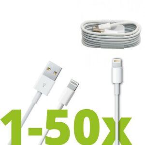 iPhone Ladekabel Lightning Kabel iPad iPod Plus Air mini 5 5S 6 6S 7 8 X XS XR