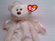 "1998 TY Beanie Baby ""HALO"", Retired, Black Eyes Brown Nose"