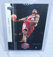 2004 Upper Deck Rivals Basketball Lebron James 2nd Year Card #4 LAKERS CAVALIERS