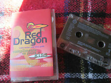 Red Dragon – Compliments On Your Kiss Label: Mango – MCT 820 Cassette Single