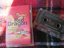 Red Dragon ‎– Compliments On Your Kiss Label: Mango ‎– MCT 820 Cassette Single