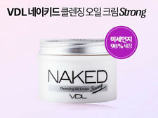 NEW VDL Naked Cleansing Oil Cream STRONG 150ml   Washable Cleansing Oil Cream