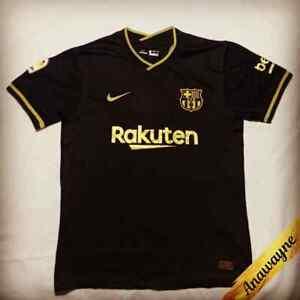 Nike Barcelona Away kit 20/21 Football Soccer Jersey Premium Quality MEDIUM U.S