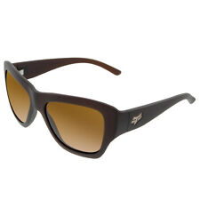 "Fox Racing ""The Gu Gu"" Sunglasses, Caffiene Frame - Dark Bronze Lens, CLOSEOUT"