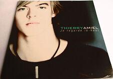 """THIERRY AMIEL - CD SINGLE PROMO """"JE REGARDE LA-HAUT"""" - NEUF SOUS BLISTER"""